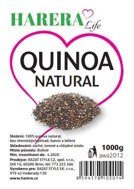 HARERA Quinoa natural 1000g