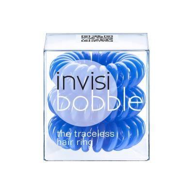 INVISIBOBBLE Navy Blue 3 pack - Gumička modrá (3 ks v balení)