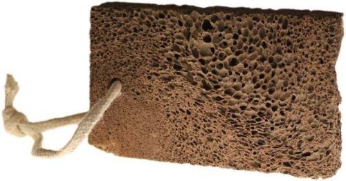 Přírodní Vulkanická Pemza Tvar Mýdla