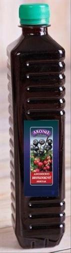 AWA superfoods šťáva z brusinek BIO 600ml
