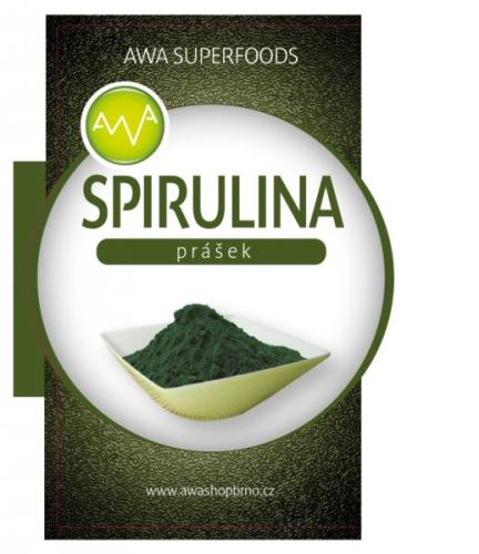 AWA superfoods Spirulina prášek 200g