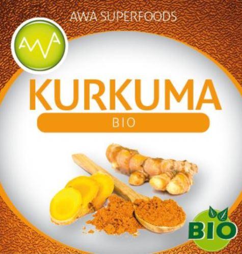 AWA superfoods Kurkuma BIO 50g