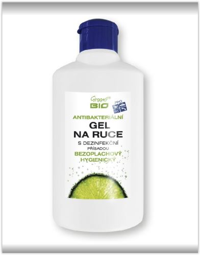 Antibakteriální gel na ruce 255 ml