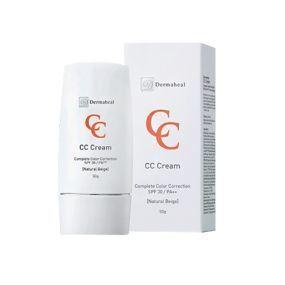 Dermaheal CC krém Natural Beige 50g