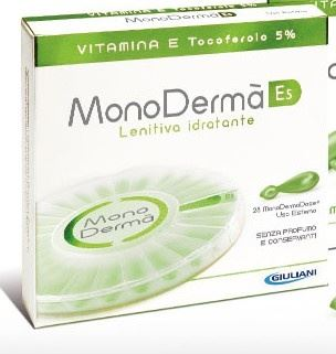 MONODERMA E5 čistý vitamín E (Tokoferol) 5% 28 ampulí