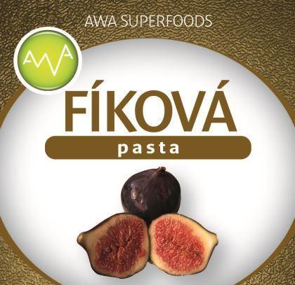 AWA superfoods Fíková pasta 1000g