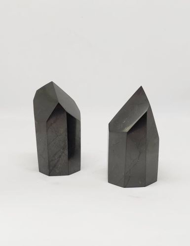 Šungitový krystal 7 cm