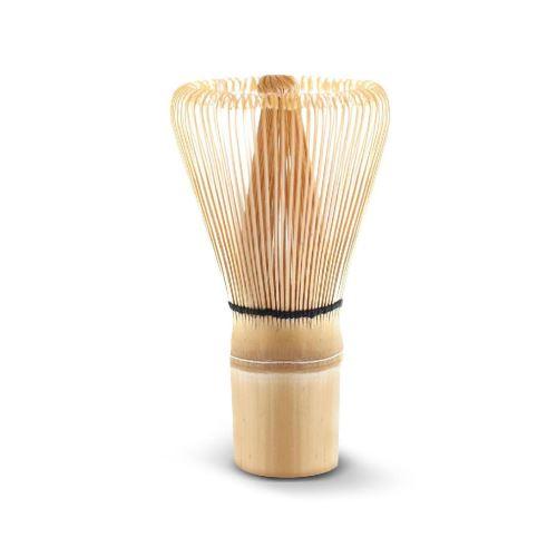 Bambusová metlička na čaj matcha