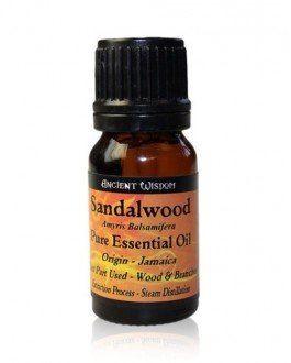 Esenciální olej Santalové dřevo 10ml