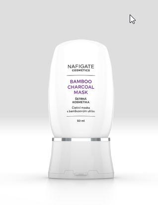 Nafigate Bamboo Charcoal Mask 50 ml