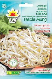 Fazole mungo - semena na klíčení 50g