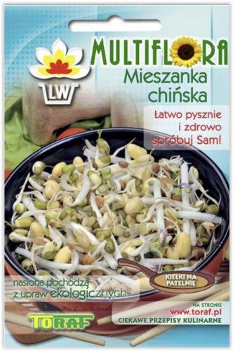 Čínská směs - semena na klíčky 20g