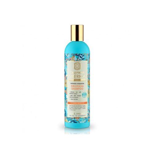 Natura Siberica Rakytníkový šampon pro normální a suché vlasy - Oblepikha Siberica 400ml