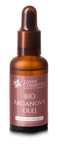 BIO Arganový olej s kapátkem 50 ml