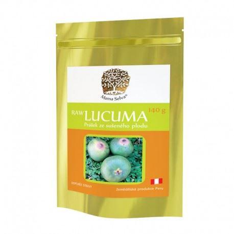 LUCUMA prášek ze sušeného plodu RAW 140g