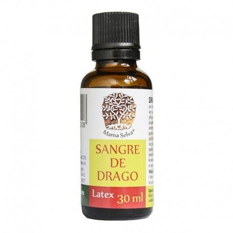 SANGRE  DE  DRAGO (Dračí krev) - 100% surový přírodní stromový latex 30ml