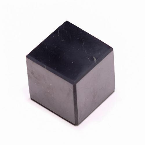 Šungitová krychle 2 cm