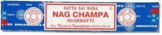 Indické vonné tyčinky Sai Baba Nag Champa 15g