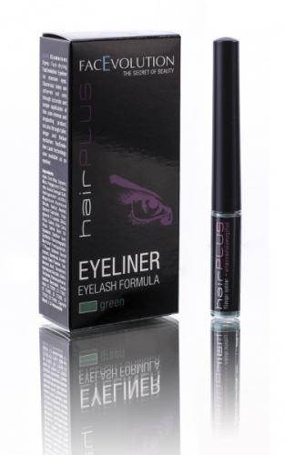 Hairplus EYELINER zelený 1,5 ml