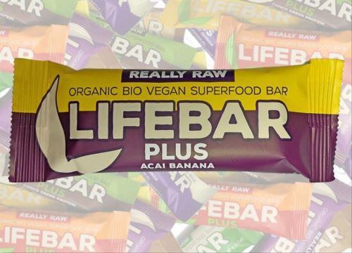 Acai Banana BIO, Lifebar 47g