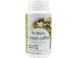 GREEN COFFEE zelená káva extra 4000 mg tbl.60 Jankar