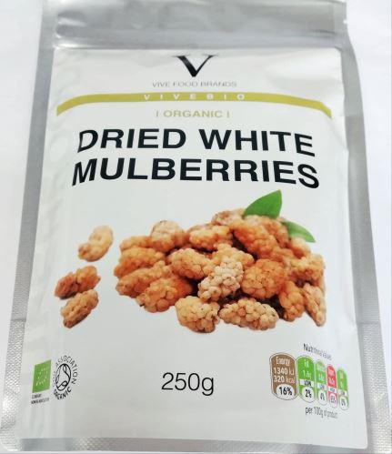 VIVEBIO Organic Mulberry BIO 500g