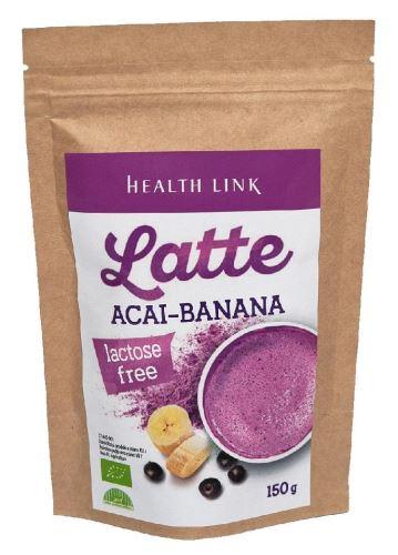 Latte Acai, Banana BIO 150g