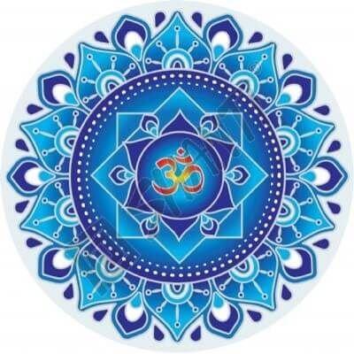 Mandala SUNSEAL Blue ÓM