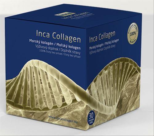 Inca Collagen, mořský kolagen 90g